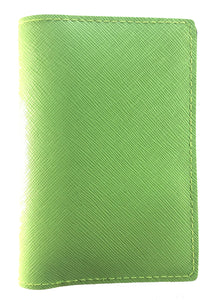 Saffiano Lime Green