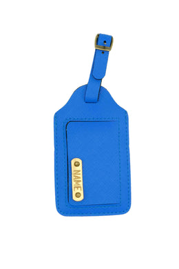 Luggage Tag Royal Blue