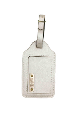 Luggage Tag Champagne