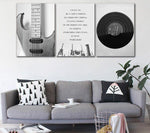 Music art (Tableau) - LaboMusic