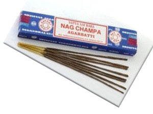Satya Sai Baba Incense by Nag Champa 40g