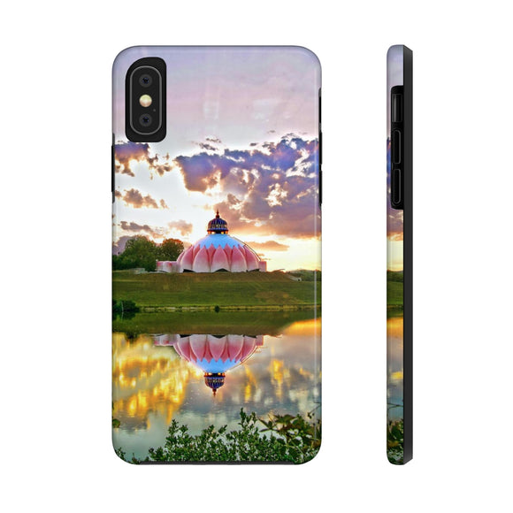Tough LOTUS Sunset Phone Cases