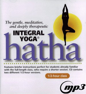 Integral Yoga Hatha - 1/2 Hour Class MP3