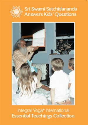 Swami Satchidananda Answers Kids Questions DVD