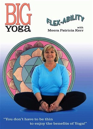 Big Yoga - Flex-Ability DVD