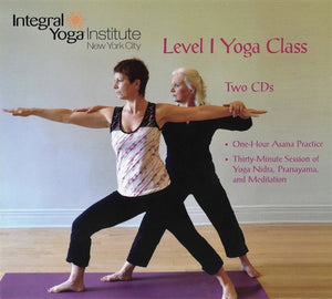 Integral Yoga Level 1 Full-Length Hatha Class