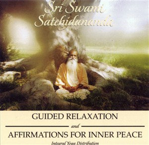 Yoga Nidra Guided Relaxation: Affirmations for Inner Peace