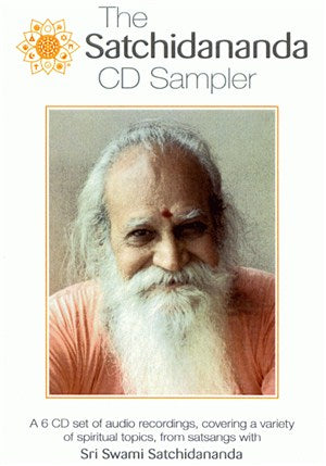 Satchidananda Sampler - 6 CD Set