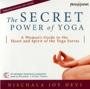 The Secret Power of Yoga (6CD Set)