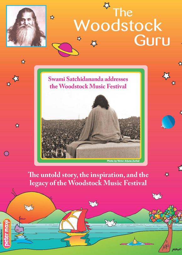 The Woodstock Guru Book