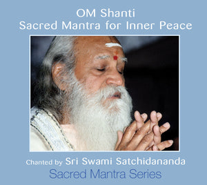 Om Shanti - Sacred Mantra for Inner Peace