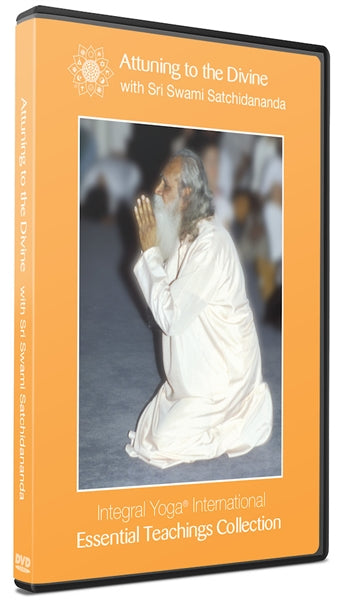 Attuning to the Divine DVD