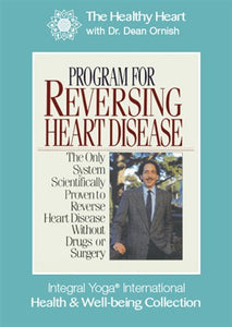 The Healthy Heart with Dr. Dean Ornish DVD