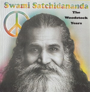 Swami Satchidananda - The Woodstock Years 2 CD Set