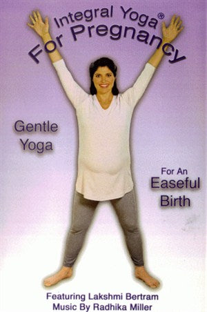 Integral Yoga For Pregnancy DVD