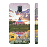 LOTUS Sunset Phone Cases