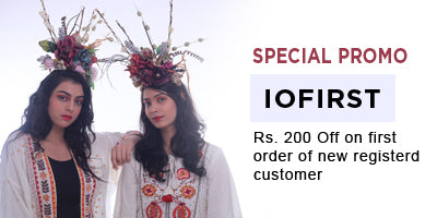 IndianOchre - Discount Coupon