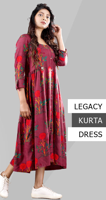 New legancy kurta dress collection