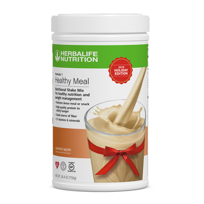 Caramel Apple Herbalife Formula 1