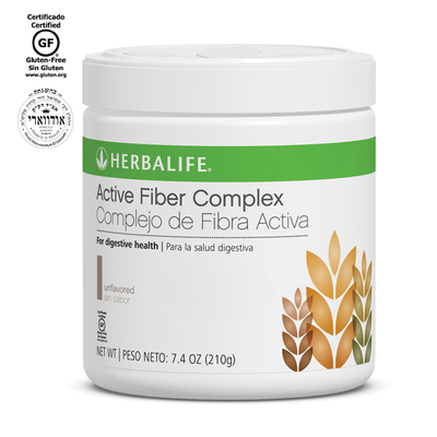 Herbalife Active Fiber Complex Unflavored 7.4 Oz. for Colon Health