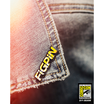 San Diego Comic-Con FAQs & special FiGPiN logo pin!
