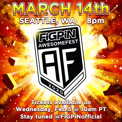 Announcing FiGPiN AwesomeFest!