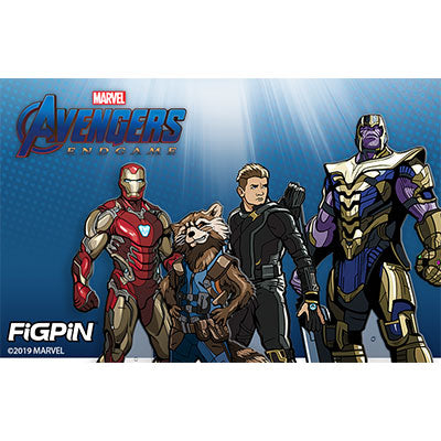 "Marvel Studios' ""Avengers: Endgame"" FiGPiN Collection Coming in June!"