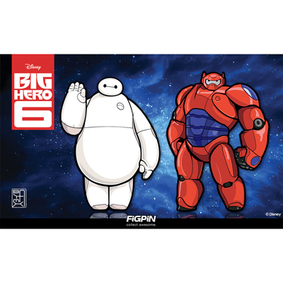 Baymax from Disney's Big Hero 6 coming soon!