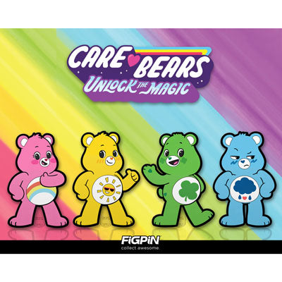 Care Bears: Unlock the Magic FiGPiN Minis coming soon!