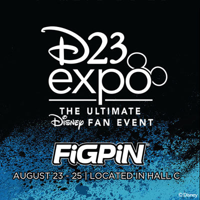 FiGPiN is headed to D23 Expo 2019!