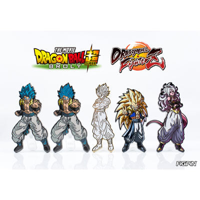 New Dragon Ball FiGPiNs coming in October!