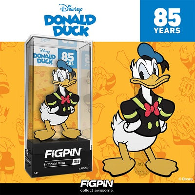 We are Finally Ready to Celebrate 85 Years with Disney's Donald Duck!