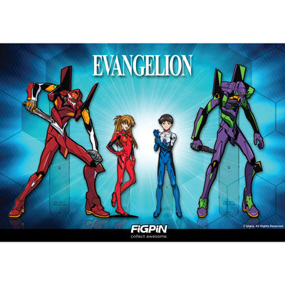 Coming soon: Evangelion FiGPiNS!