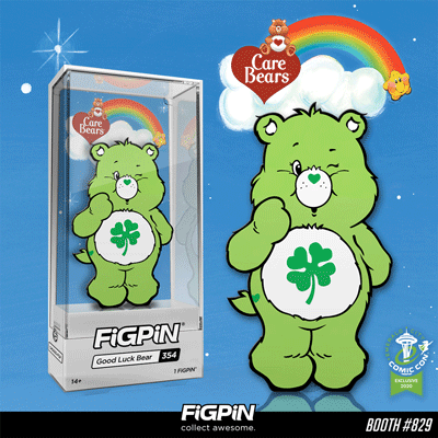 ECCC 2020: Good Luck Bear FiGPiN!
