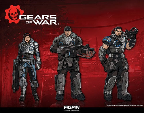 Secure victory with the Gears of War Collection!