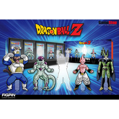 GameStop exclusive Dragon Ball Z Box Set coming in January!