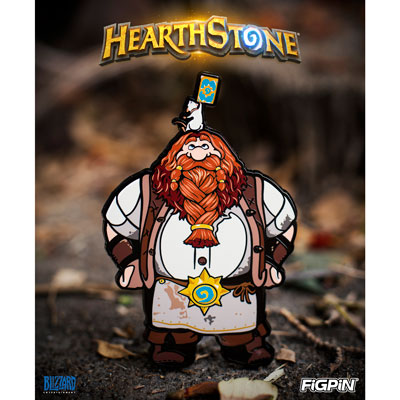 Hearthstone's Harth & Sarge FiGPiN available now!
