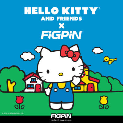 Hello Kitty & Friends FiGPiNs coming in 2020!