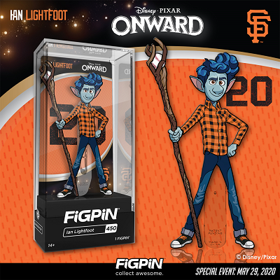 San Francisco Giants Pixar Night!