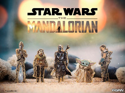 Update on Star Wars™ The Mandalorian™ Deluxe Box Set Run Size