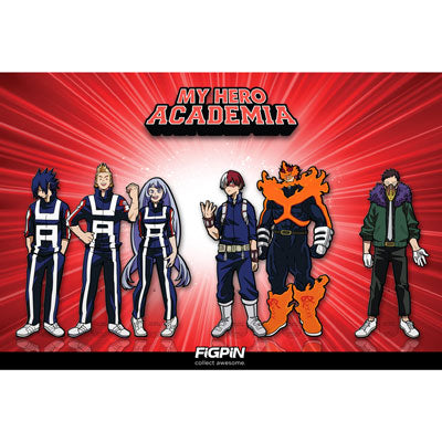 New My Hero Academia FiGPiNs coming by early March!