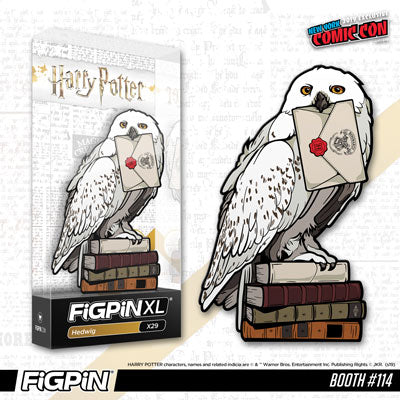 NYCC 2019: Harry Potter's Hedwig™ FiGPiN XL!