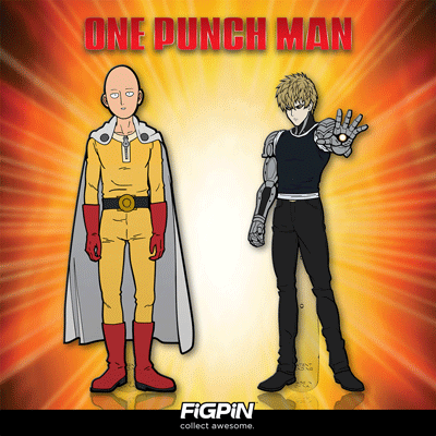 One Punch Man FiGPiNs coming soon!