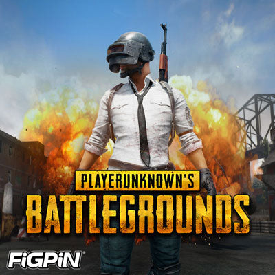PUBG's Lone Survivor on FiGPiN.com next Tuesday!