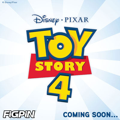 Toy Story 4 FiGPiN Collection Coming Soon!