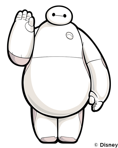 Baymax From Disney S Big Hero 6 Coming Soon Figpin
