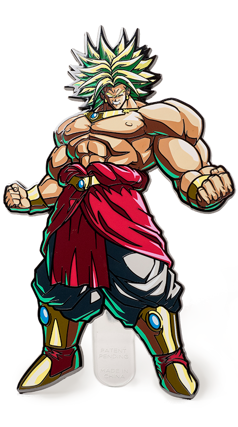 Broly FiGPiN