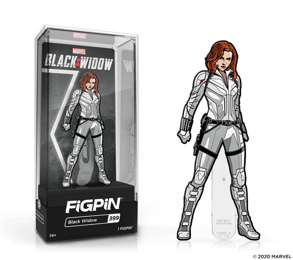 Marvel Studios Black Widow Figpins Coming This May