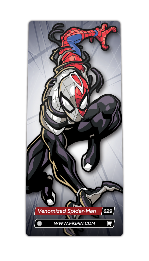 Venomized Spider-Man (#629)