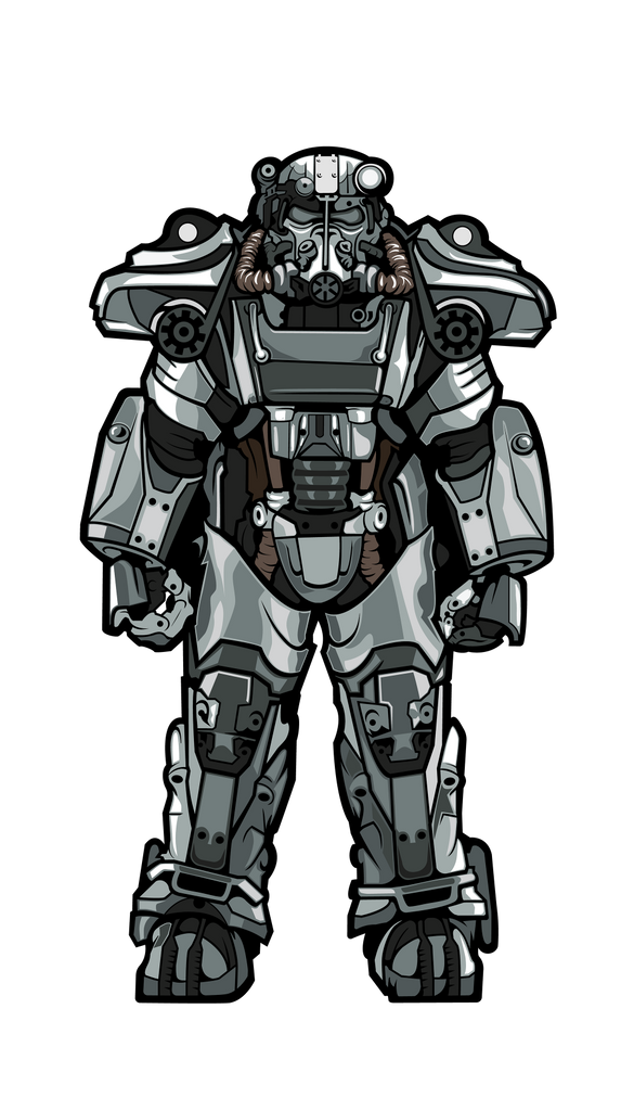 T-60 Power Armor (#X6)